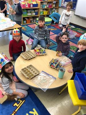 100 day math collections
