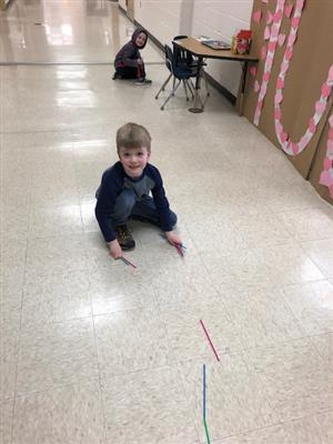 100th day measuring