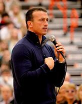Mr. Herren will detail his rise and fall as a professional athlete and his struggles with substance