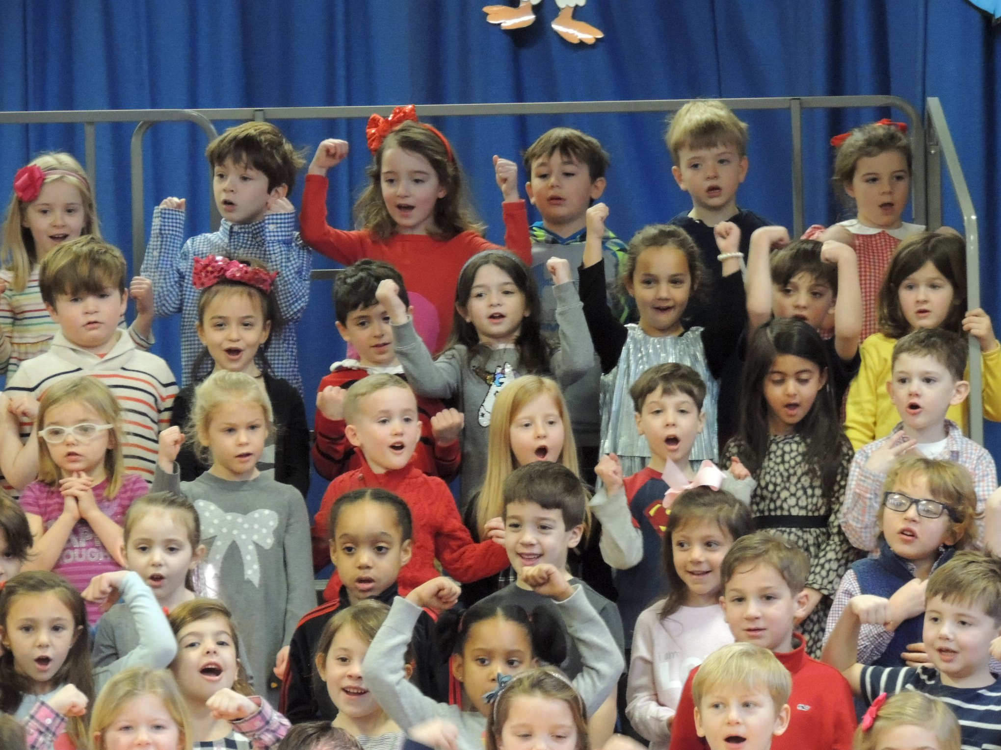GH 100th Day Sing a Long