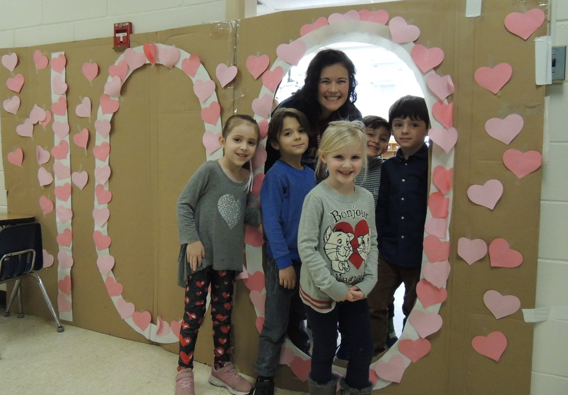 GH 100th Day Doorways