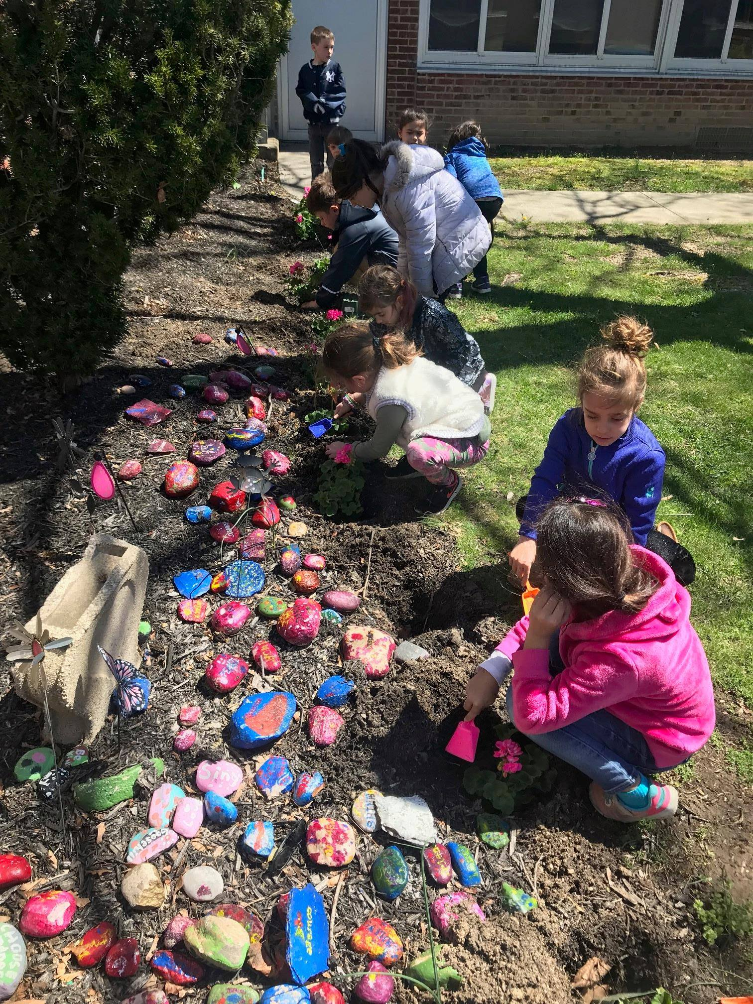 Earth Day at Goosehill