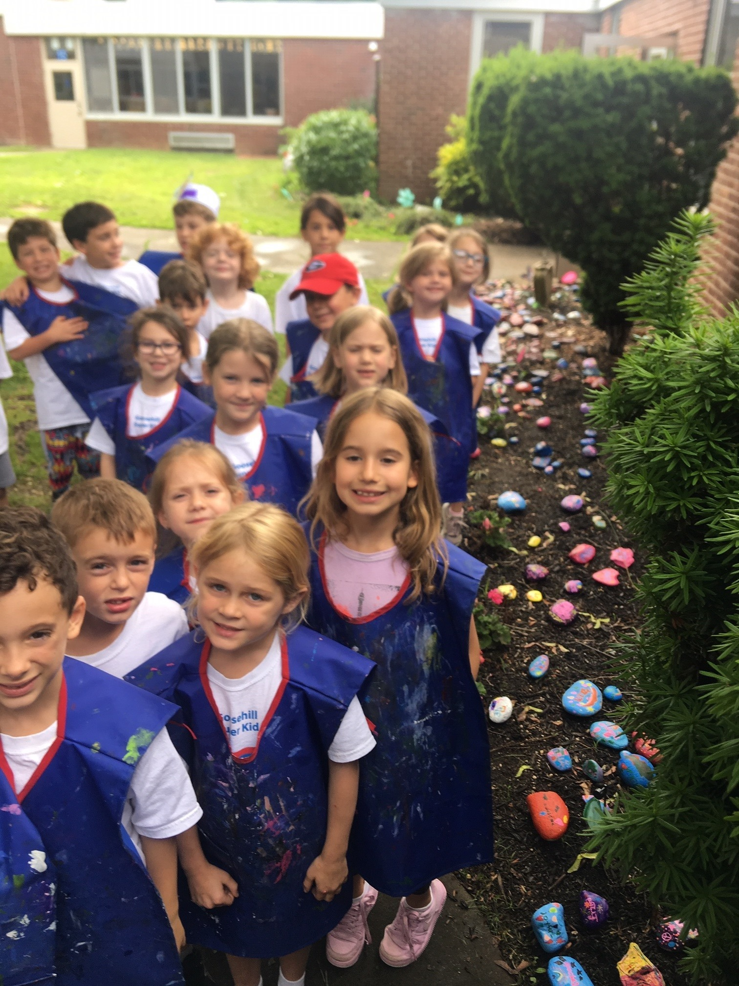 "GH ""Kindness Rocks"" Garden Project"