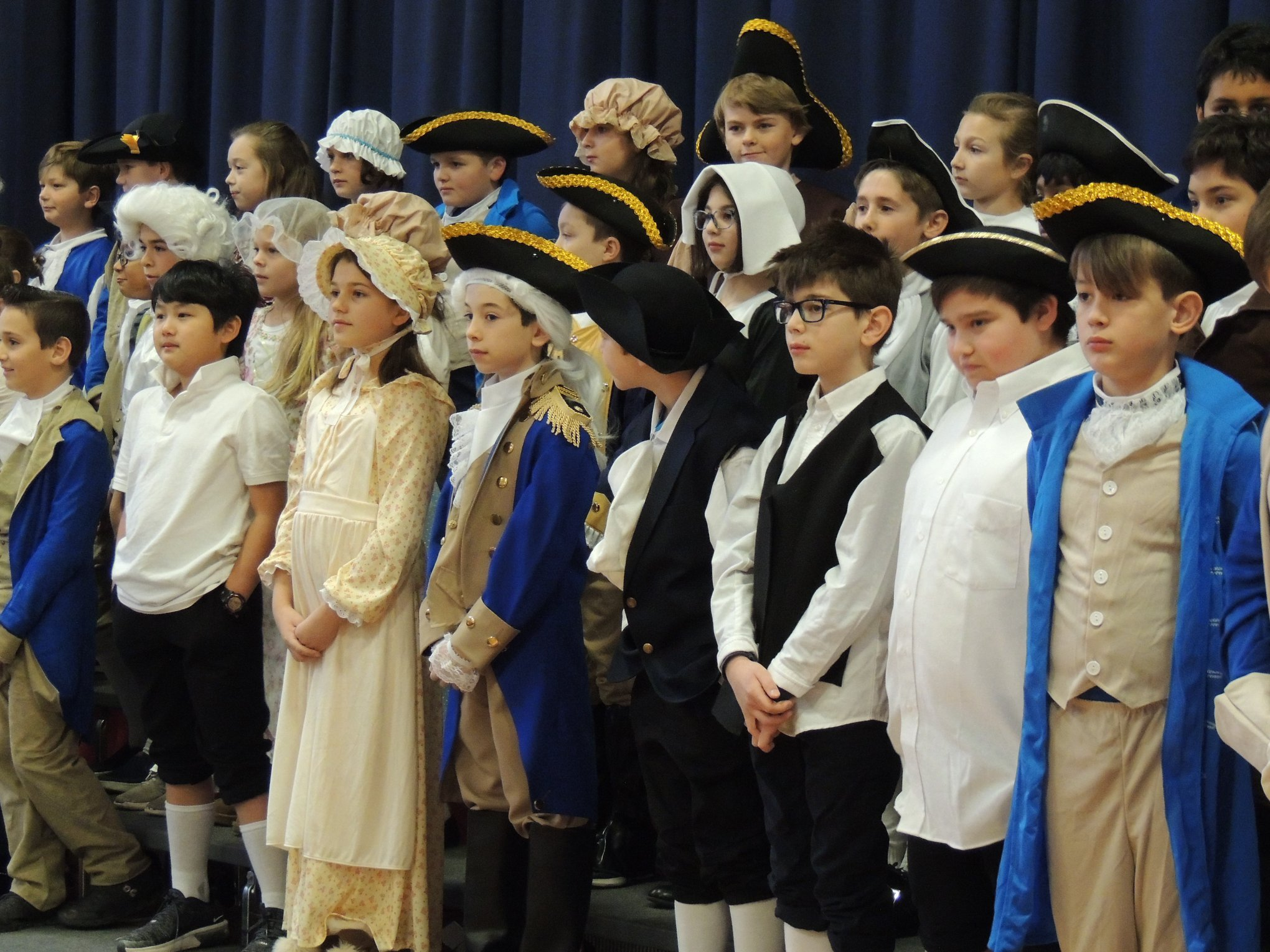 LH Colonial Day Performance