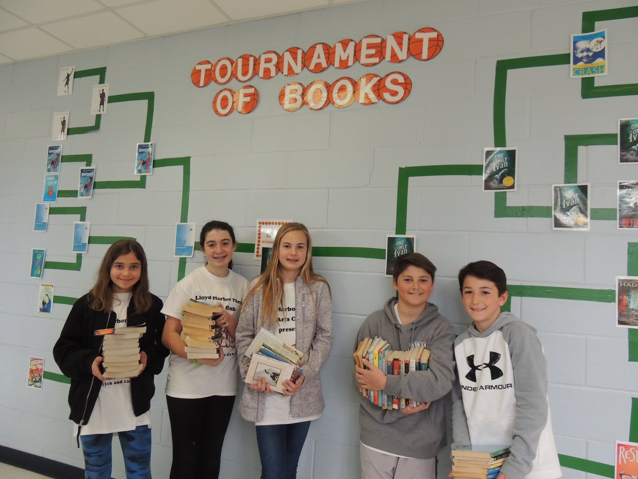 LH Tournament of Books