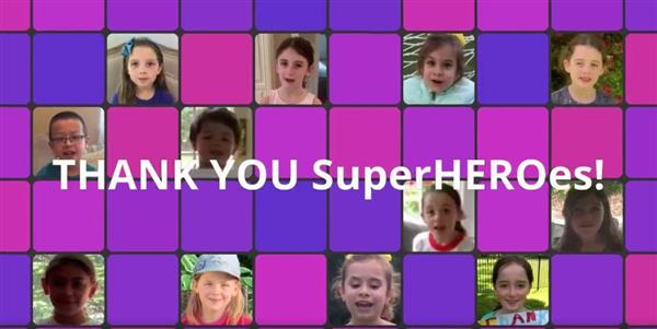 SuperHEROes Project - Student Generated Video